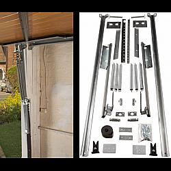 Retractable Garage Door Lifting Gear - Lightweight