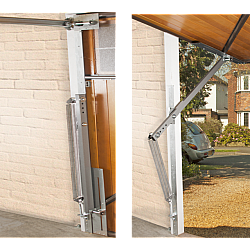 Retractable Garage Door Lifting Gear - Standard Multi Spring