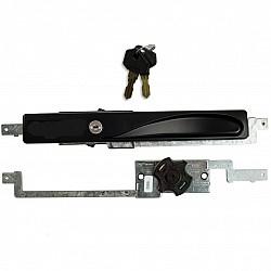 B&D Deluxe Fascia Roller Garage Door Lock Assembly