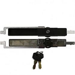 B&D Roller Garage Door Lock Barrel & 2 Keys