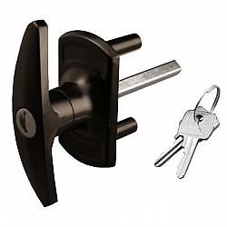 Bonsack T-Handle Lock 35mm Spigots