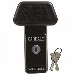 Cardale GENUINE  Eurolock Handle 93mm Spindle (Timber & GRP)