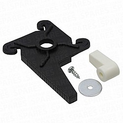 Cardale GENUINE Rear Locking Latch Lever Handle CRUCIFIX & CAM
