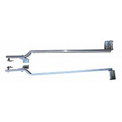 Cardale Maximiser II Lift Pivot Link Arms - Single Width Door