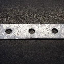 Filuma 3 Hole Metal Cable Plate