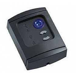Garador Internal Wired Wall Console Push Button IT3B - Illuminated