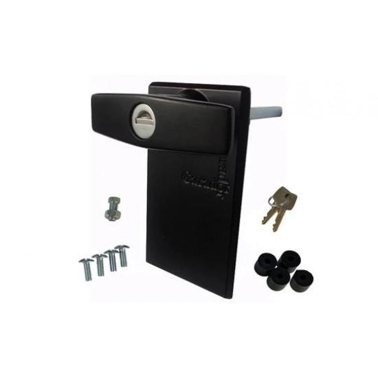 Genuine Garador T-Handle Lock Black