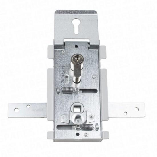 Garador Lock Mechanism Body & Cylinder