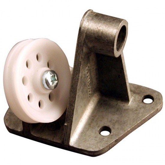 Garador C-Type Wall Bracket Pulley Wheel Assembly