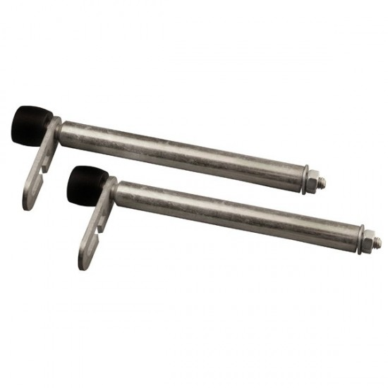 Garador Mk2 & S/S Roller Spindles 154mm