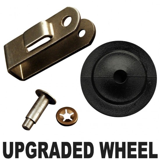 Garador Mk3c Pulley Repair Kit UPGRADE