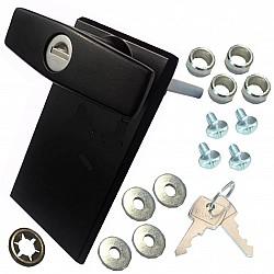 Garador T-Handle Lock Black