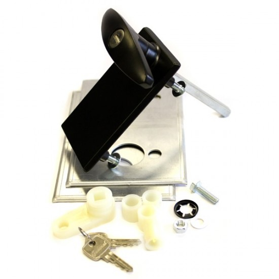 Garador T-Handle Lock Conversion Kit
