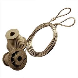 Apex Bolton Gate Cones & Cables