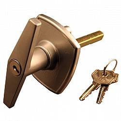 Birtley 2 Hole T-handle Lock