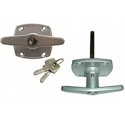 Birtley 4 Hole Easyfix T-handle Lock