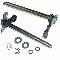Cardale CD Pro Anti-Drop Safelift Roller Spindles FIBREGLASS GRP 163mm