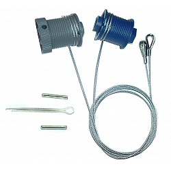 Wickes / B&Q PATTERN CD Professional Safelift Pulley Drums & Cables
