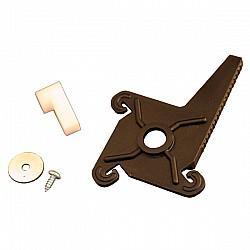 Cardale Rear Locking Latch Lever Handle CRUCIFIX & CAM