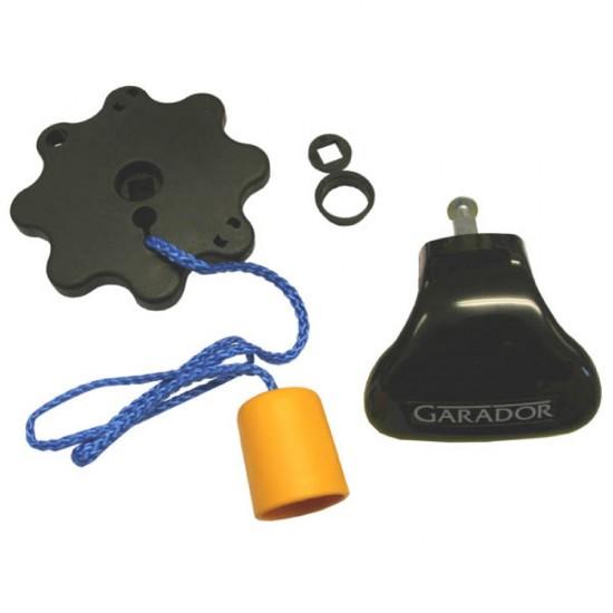 Garador G3 Internal & External Lock Handle & Rope Kit
