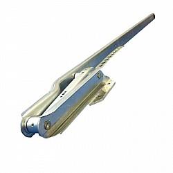 Garador GENUINE Retractable Lift Arm (SINGLE WIDTH DOOR) Steel Frame
