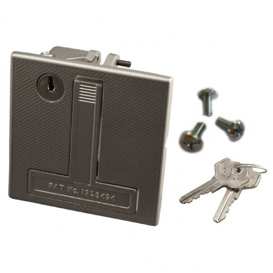 Genuine Henderson Flush Type Anti-Vandal Lock
