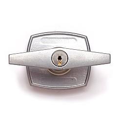 Golmet / Haskins T-handle Garage Door Lock