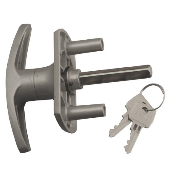 Henderson T-Handle External & Internal Lock Set