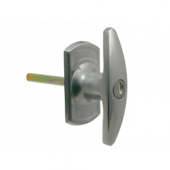 Bonsack T-Handle Lock 18mm Spigots