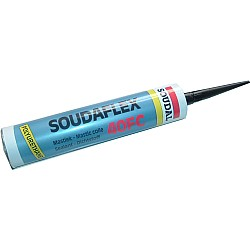 SOUDAFLEX 40FC Black Adhesive HEAVY DUTY SEALANT 310ml