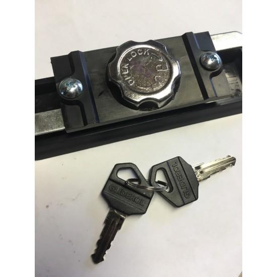 Gliderol NEW STYLE Inline Roller Shutter Lock 5 inch