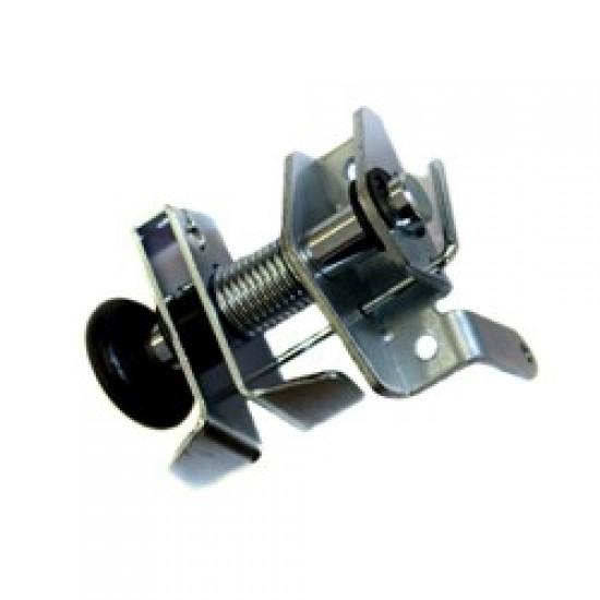 Henderson CASTLE Anti Drop Roller Spindle & Bracket Assembly LEFT SIDE