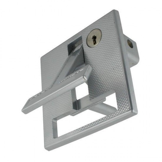 Henderson Pattern Flush Type Anti-Vandal Lock