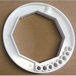 70mm Roller Door Octagonal Collar Ring