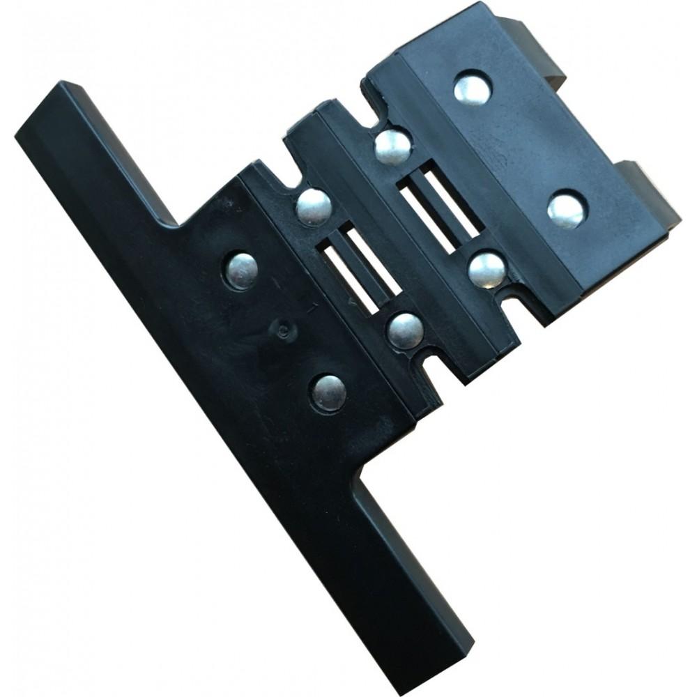 ALLUGUARD Security Locking STRAP 77mm / 55mm Profile