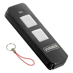 Genuine Sommer 2-Command Pearl Remote Control Handset 868 MHz