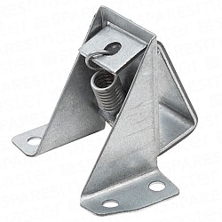Spring Loaded Latch Assembly