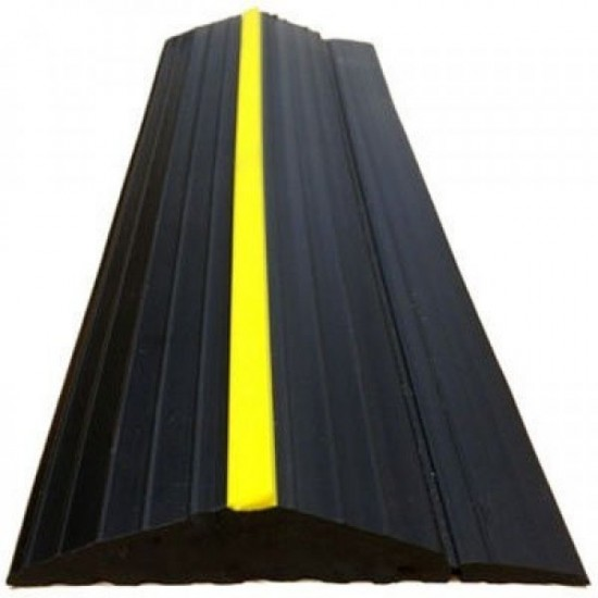 2.3m Garage Door Weather Defender Floor Threshold Seal Kit